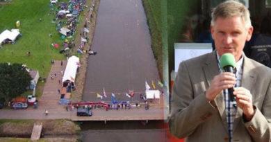 Peter-van-der-Ven-actie (Bron: Oké media)