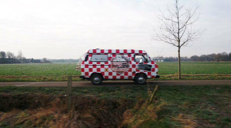 Brabants Buske op locatie BOWR